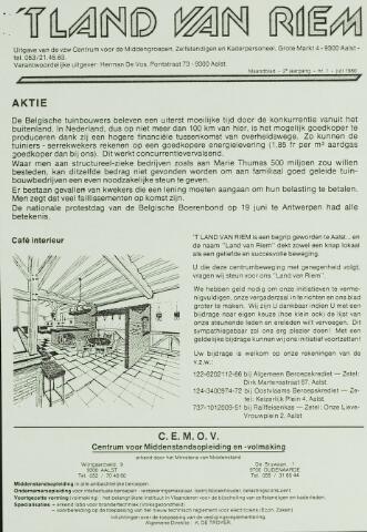 't Land van Riem 1980
