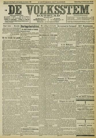 De Volksstem 1915-02-06