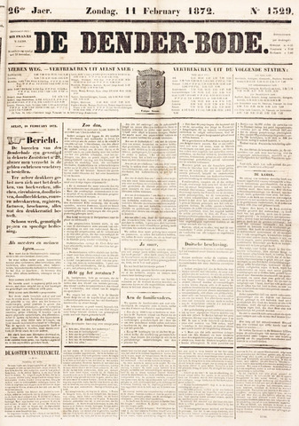 De Denderbode 1872-02-11