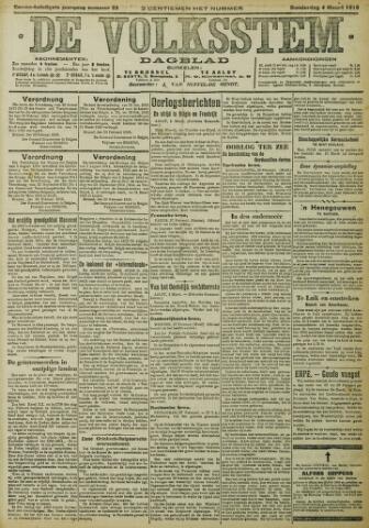 De Volksstem 1915-03-04