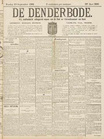 De Denderbode 1901-09-15