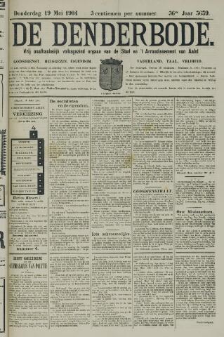 De Denderbode 1904-05-19