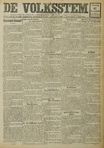De Volksstem 1926-11-27