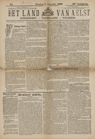 Het Land van Aelst 1888-08-05