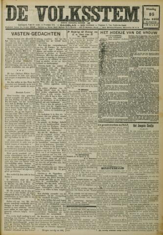 De Volksstem 1932-02-16