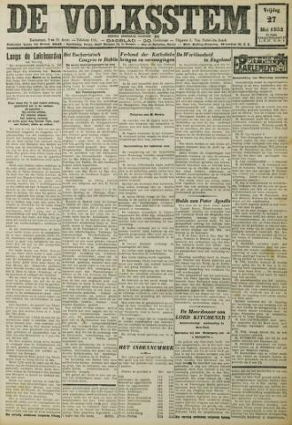De Volksstem 1932-05-27