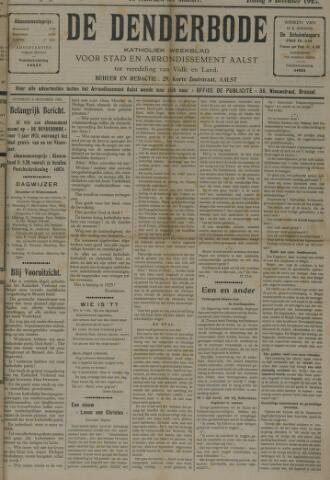 De Denderbode 1923-12-09