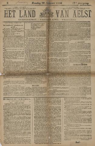 Het Land van Aelst 1886