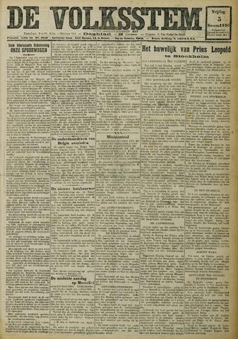 De Volksstem 1926-11-05