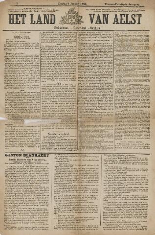 Het Land van Aelst 1883