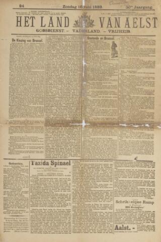Het Land van Aelst 1889-06-16