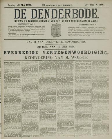 De Denderbode 1894-05-20