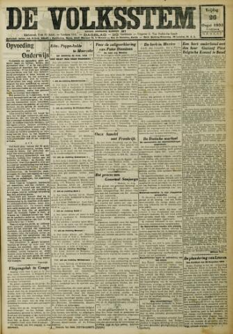 De Volksstem 1932-08-26