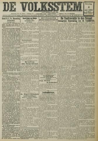De Volksstem 1931-07-04