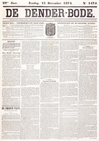 De Denderbode 1874-12-13