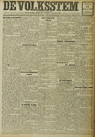De Volksstem 1923-09-15