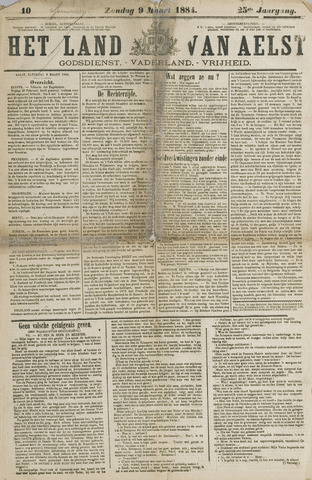 Het Land van Aelst 1884-03-09