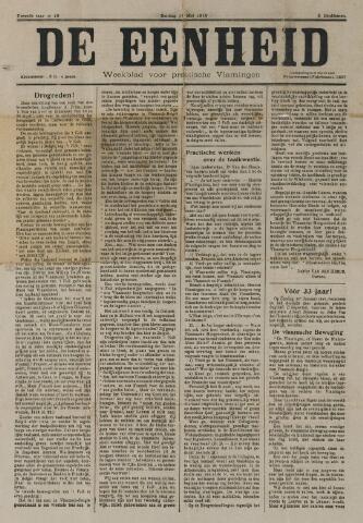 De Eenheid 1919-05-11