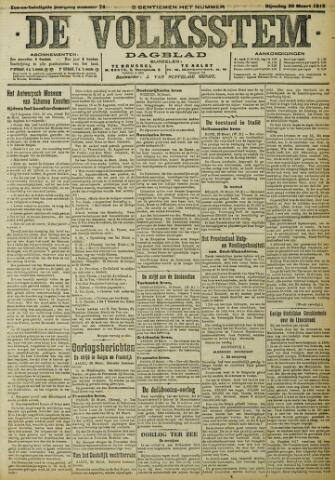 De Volksstem 1915-03-30