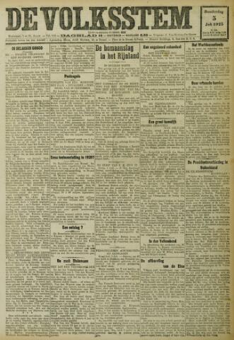 De Volksstem 1923-07-05