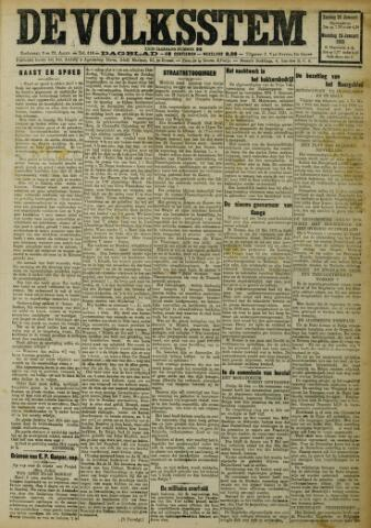 De Volksstem 1923-01-28
