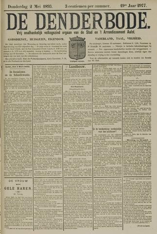 De Denderbode 1895-05-02