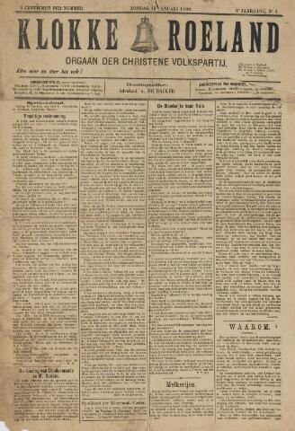 Klokke Roeland 1898