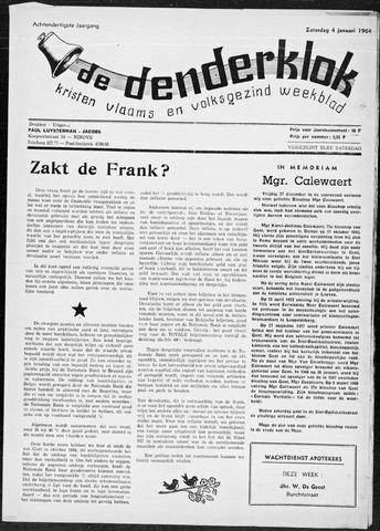 Denderklok 1964