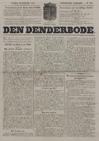 De Denderbode 1859-01-23