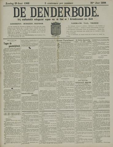 De Denderbode 1902-06-29