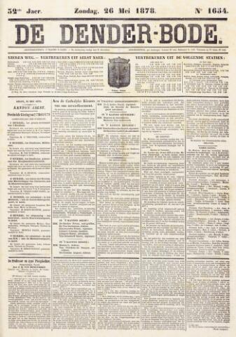 De Denderbode 1878-05-26