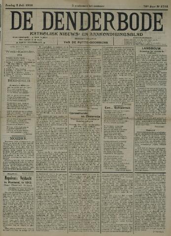 De Denderbode 1916-07-02