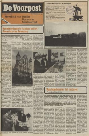 De Voorpost 1986-08-08