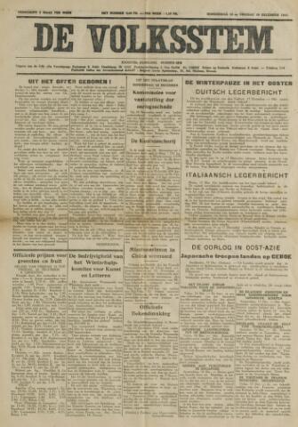 De Volksstem 1941-12-18