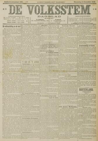 De Volksstem 1910-12-14