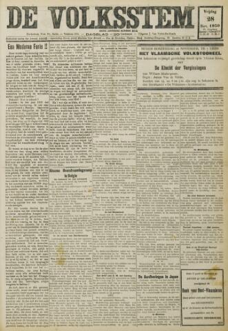 De Volksstem 1930-11-28