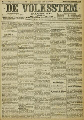 De Volksstem 1915-09-25
