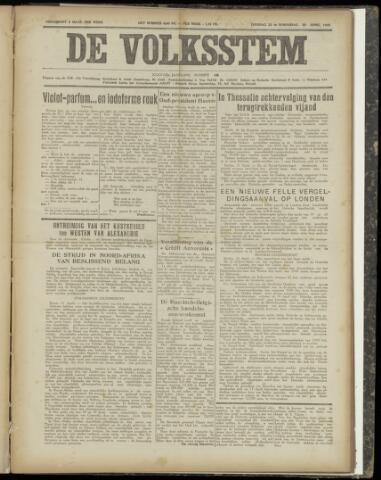 De Volksstem 1941-04-22