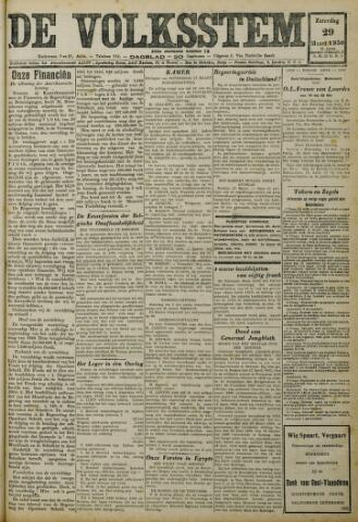 De Volksstem 1930-03-29