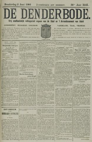 De Denderbode 1904-06-02