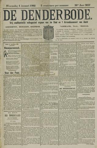De Denderbode 1902