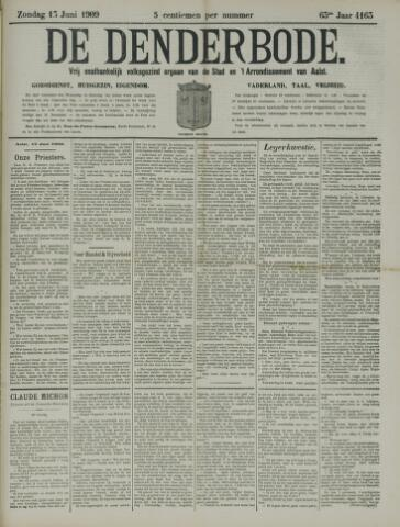 De Denderbode 1909-06-13