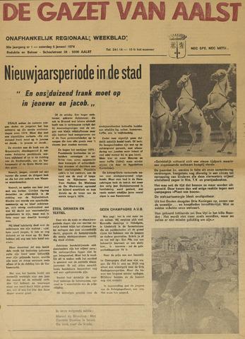 De Gazet van Aalst 1974