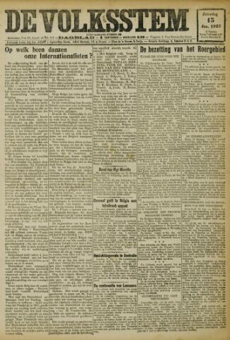 De Volksstem 1923-01-13