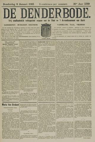 De Denderbode 1903-01-08