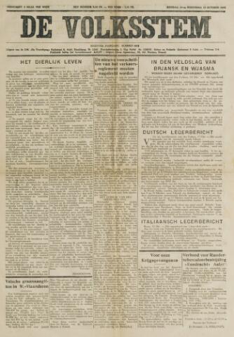 De Volksstem 1941-10-14