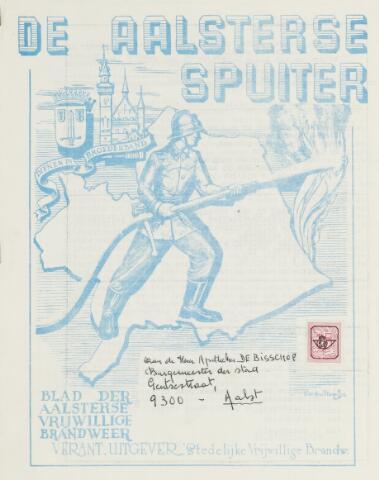 De Aalsterse Spuiter 1972