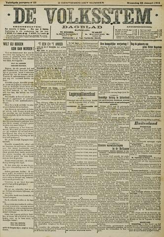 De Volksstem 1914-01-28