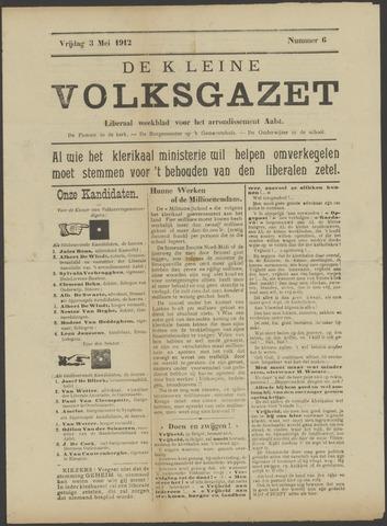 De Volksgazet 1912
