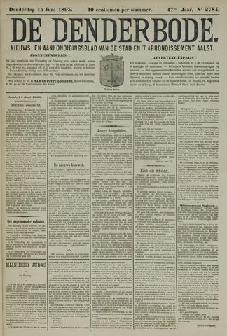 De Denderbode 1893-06-15